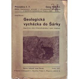 Geologická vycházka do Šárky