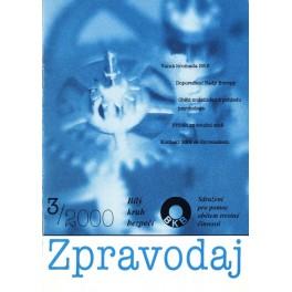 Zpravodaj BKB 3/2000