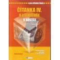 ČÍTANKA iv. k literatuře v kostce (česká a světová literatura 2. pol. 20. stol.)