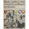 Hrady, zámky a tvrze v Čechách, na Moravě a ve Slezsku - severní Morava