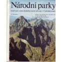 Národní parky-rezervace a jiná chráněná území přírody v Československu