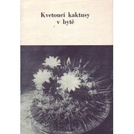 Kvetoucí kaktusy v bytě
