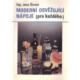 Moderní osvěžující nápoje