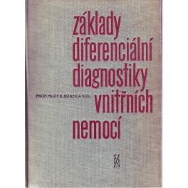 Základy diferenciální diagnostiky vnitřních nemocí