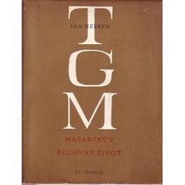 TGM-Masarykův rodinný život