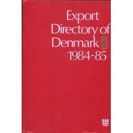 Export Directory of Denmark 1984-85
