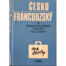 Česko-franouzský a francouzsko český slovník na cesty