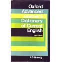 Oxford Advanced Learner´s Dictionary of Current English