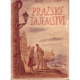 Pražské tajemství