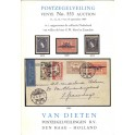 Van Dieten -Postzegelveiling vente No. 533 auction