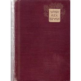 Spisy  A.Dumase - Hraběnka de Charny IV.