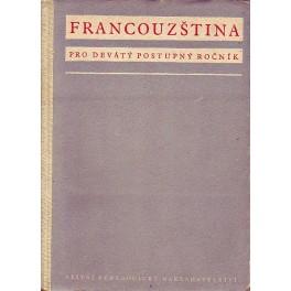 Francouzština pro 9.postupný ročník