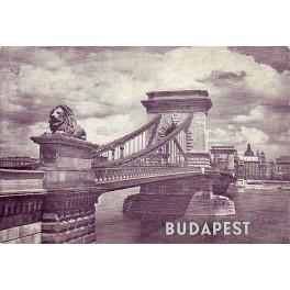 Ilustrovaný průvodce Budapeští