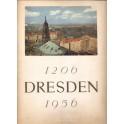 Festschrift Dresden zur 750 - Jahr Feier der Stadt 1209-1956