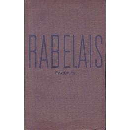 Poznámky a vysvětlivky k Rebelaisově knize Život Gargantuův a Pantagruelův