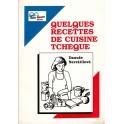 Quelques recettes de cuisine tcheque