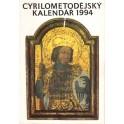 Cyrilometodějský kalendář 1994