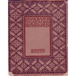 Eduard Vojan-Kritické kapitoly