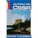 Autem po ČSSR: Morava a Slezsko