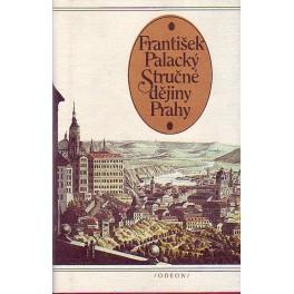 Stručné dějiny Prahy