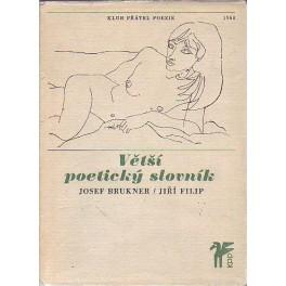 Větší poetický slovník