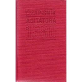 Zapisník agitátora 1980