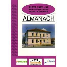 Almanach soukromého gymnázia Altis 1992-1997