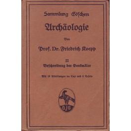 Archäologie II.
