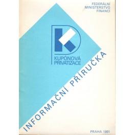 Kupónová privatizace - informační příručka