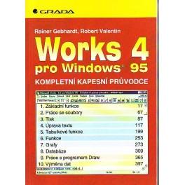 Works 4 pro Windows 95 kompletní kapesní průvodce
