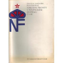 Postavení národní fronty v politickém systému ČSSR