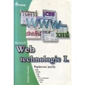 Web technologie I.
