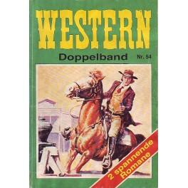 Western Doppelband-Verdamt, verraten and verloren.Verfemt