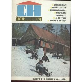 CHATAŘ 1976