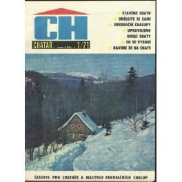 CHATAŘ 1971