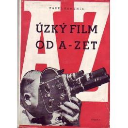 Úzký film od a-zet