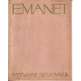 Výtvarné zjevy - Edouard Manet