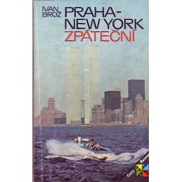 Praha-New York zpáteční
