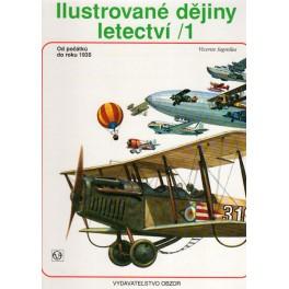 Ilustrované dějiny letectví 1
