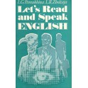 Let´s read and speak english