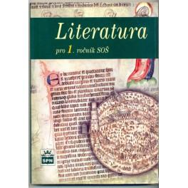 Literatura pro 1. ročník středních odborných škol