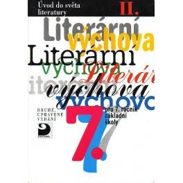 Literární výchova pro 7. ročník základní školy II