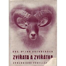 Zvířata a zvířátka, zoologické feuilletony