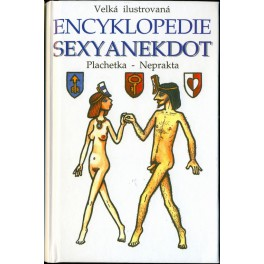 Velká ilustrovaná encyklopedie sexy anekdot