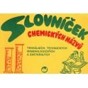 Slovníček chemických názvů