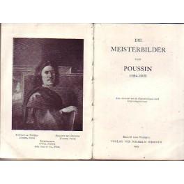 Die Meistrobilder von Poussin(1594-1665)