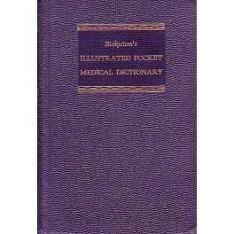 Blakiston´s illustrated pocket medical dictionary