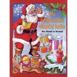 Má nejkrásnější vánoční kniha ke čtení a hraní