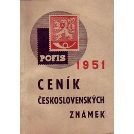 Ceník československých známek