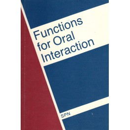 Functions for Oral Interaction